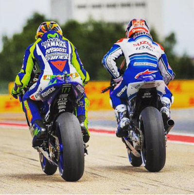 Vinales: Sebenarnya Saya Bisa Kalahkan Rossi di Le Mans