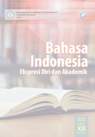 Download Buku Siswa Kurikulum 2013 SMA SMK MAN Kelas 12 Bahasa Indonesia Semester 2