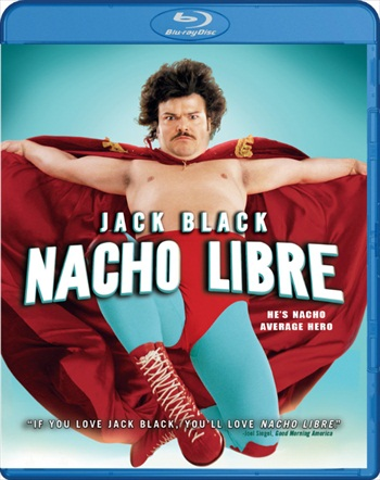 Nacho Libre 2006 Dual Audio Hindi 720p BluRay 750mb