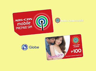 ABS CBN Mobile SIM a Globe or Smart