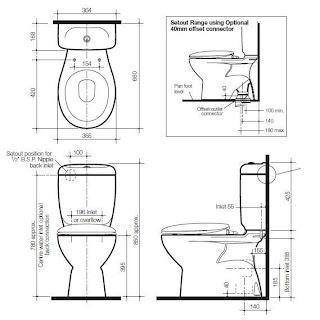Modecor Toilet Suites: Caroma Caravelle Close Coupled