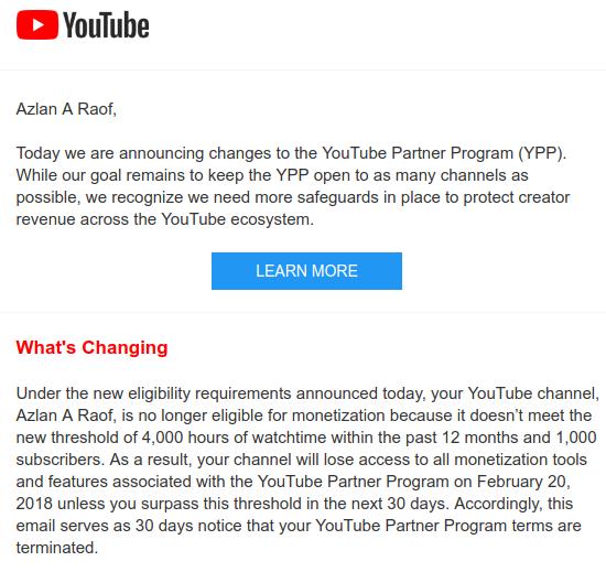 Youtube Buat Gila Lagi