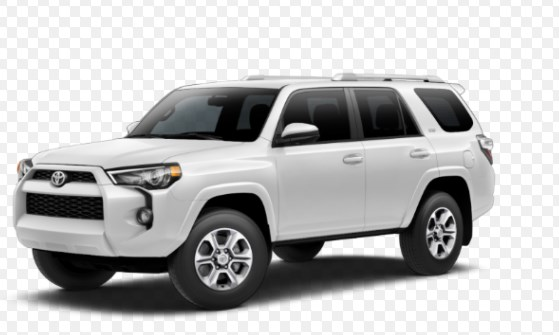 2020 Toyota 4Runner Trim Comparison