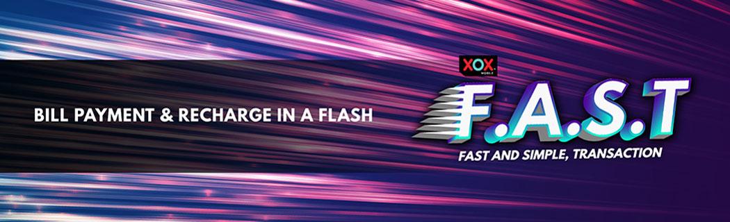 Topup XOX FAST