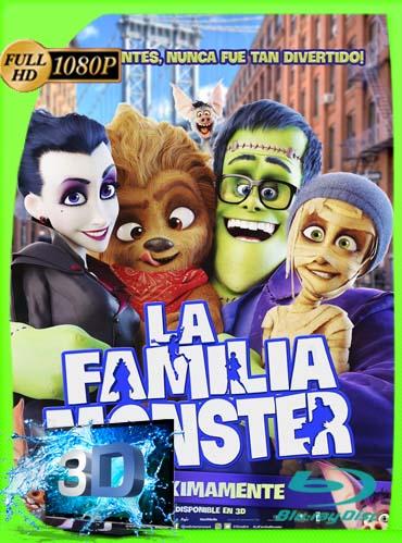 La Familia Monster (2017) 3D SBSLatino [GoogleDrive] SilvestreHD