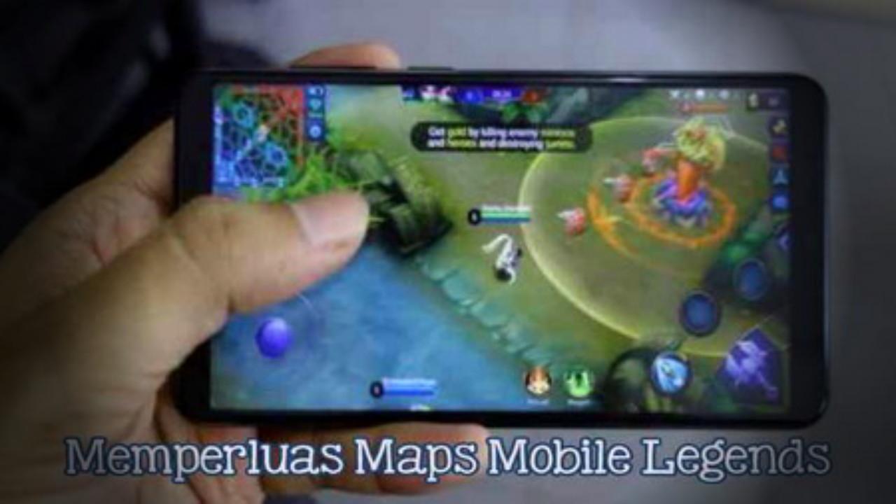 Cara Memperluas Map Mobile Legend Tanpa Root Terbaru