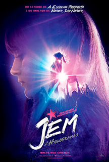 Jem e as Hologramas Dublado