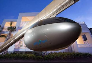Skytrain kendaraan masa depan
