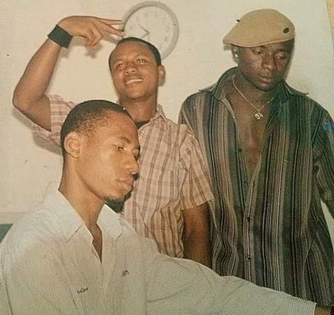 Epic! This throwback picture of Phyno has got people talking