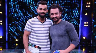 Diwali Special Virat Aur Aamir Ke Saath 2017 HDTV 480p 250mb x264