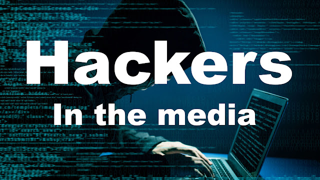 Hackers in the media