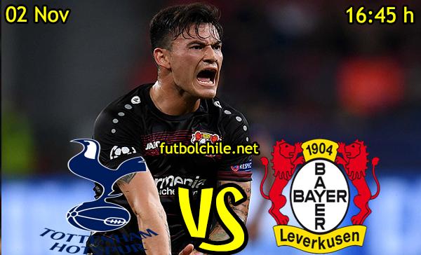 Tottenham Hotspur vs Bayer Leverkusen