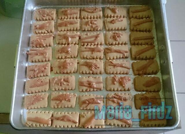 Main Masak-masak | Biskut Almond Cheese