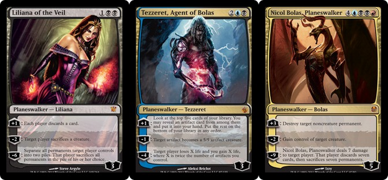 Could Champions be a possibility for a new card type like ... Planeswalker Artifact