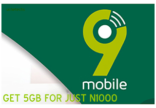 9mobile etisalat 1gb for 200 for 3 days