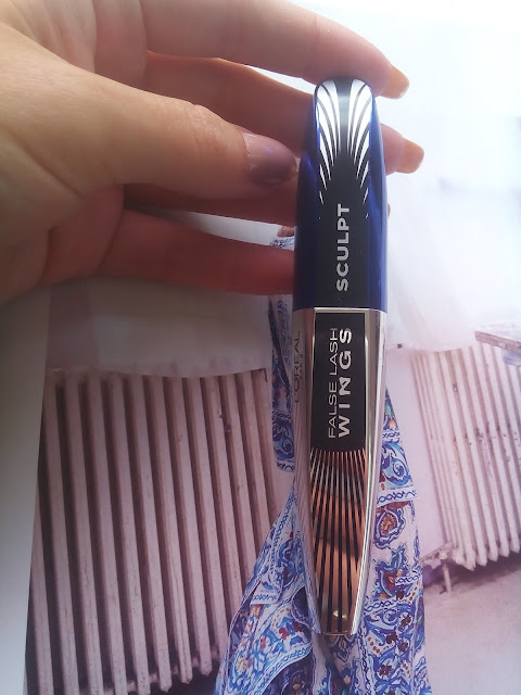 REVIEW/ RECENZIA: L´Oreal False Lash  Wings Sculpt riasenka