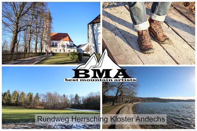 Outdoor Blog Best Mountain Artists - Wanderung zum Kloster Andechs - wandern München