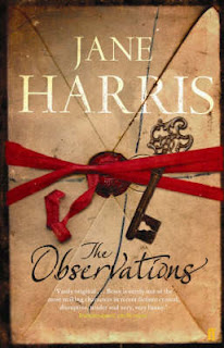 The Observations by Jane Harris book cover