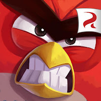 Download Game Angry Birds 2 MOD APK+DATA Unlimited Gems 2.10.0 Terbaru 2017
