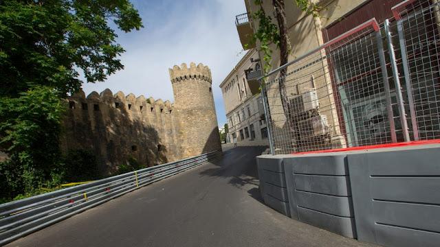 Balapan Jalanan di Azerbaijan, Akan Menyajikan Banyak Kejadian Menarik