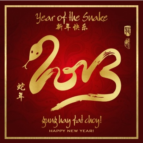 Ben Aquila's blog: Chinese New Year 2013: The Year of Black
