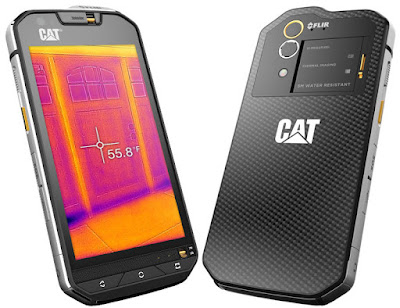 CAT S60 World's first' thermal camera smartphone Launched in India for Rs 64999