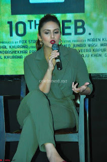 Huma Qureshi Stills At Jolly LLB 2 Press Meet 19.jpg