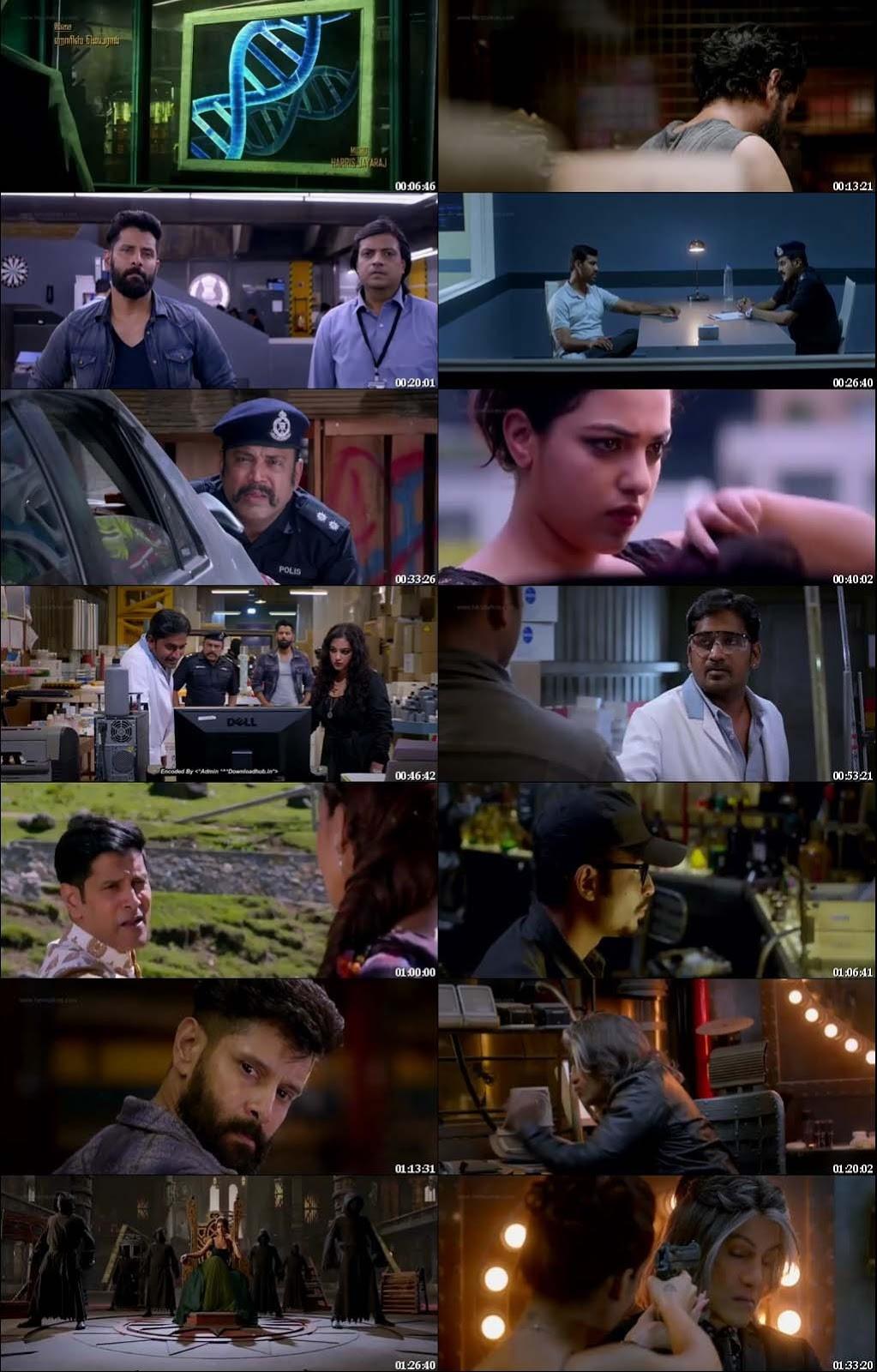 Iru Mugan (2016) full movie in hindi download 300mb