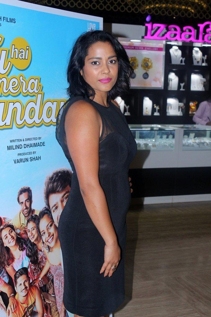 Celebrities at Trailer Launch Of Film Tu Hai Mera Sunday