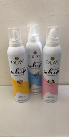 Olay, Olay Foaming Whip Body Wash, Olay Shea Butter Foaming Whip Body Wash, Olay Birch Water & Lavender Foaming Whip Body Wash, Olay White Strawberry & Mint Foaming Whip Body Wash, shower gel, sponsored post, skincare
