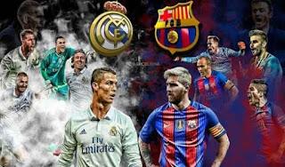 El-Clasico: Jibi Barcelona za ta hadu da Real Madrid