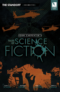 Stormking Comics John Carpenters Tales of Science Fiction