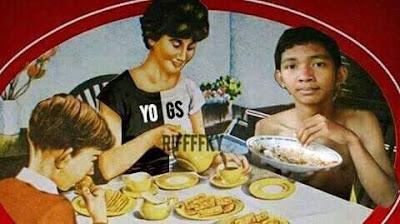 15 Meme 'Young Lex Lagi Makan' Ini Bikin Ngakak Tujuh Turunan