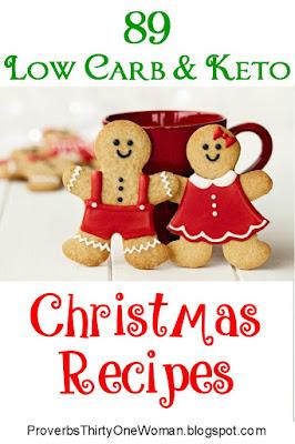 Keto Recipes for Christmas the Holidays