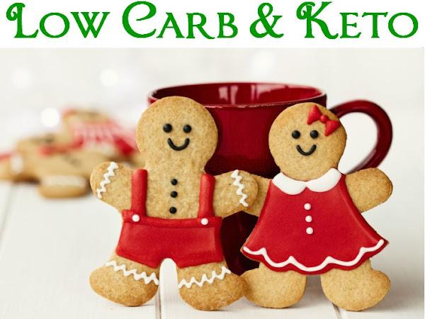 89 Low Carb & Keto Christmas Recipes