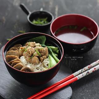 Ide Resep Masak Bihun Ayam Jamur