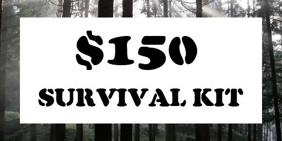 Survival Sage Blog 150 Survival Kit Bug Out Bag