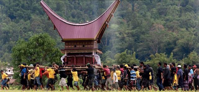 Tradisi Pemakaman Suku Minahasa Dari Sulawesi Utara