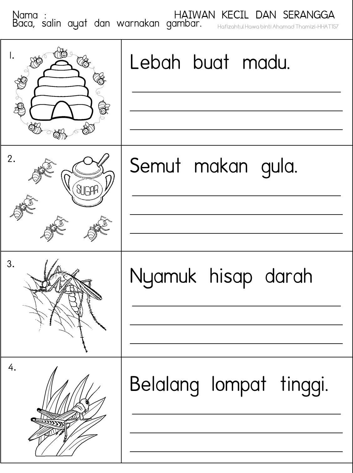 I Am A Preschool Teacher