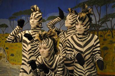 Børneteater Vallensbæk Zebragruppen