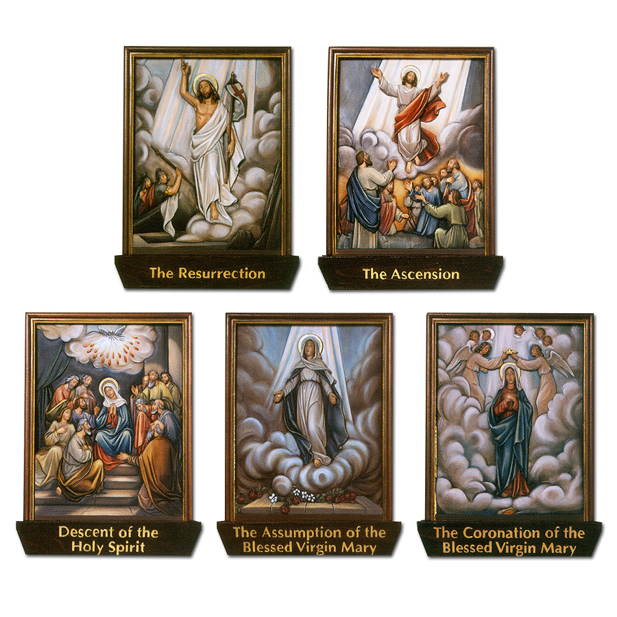 Rosary Glorious Mysteries