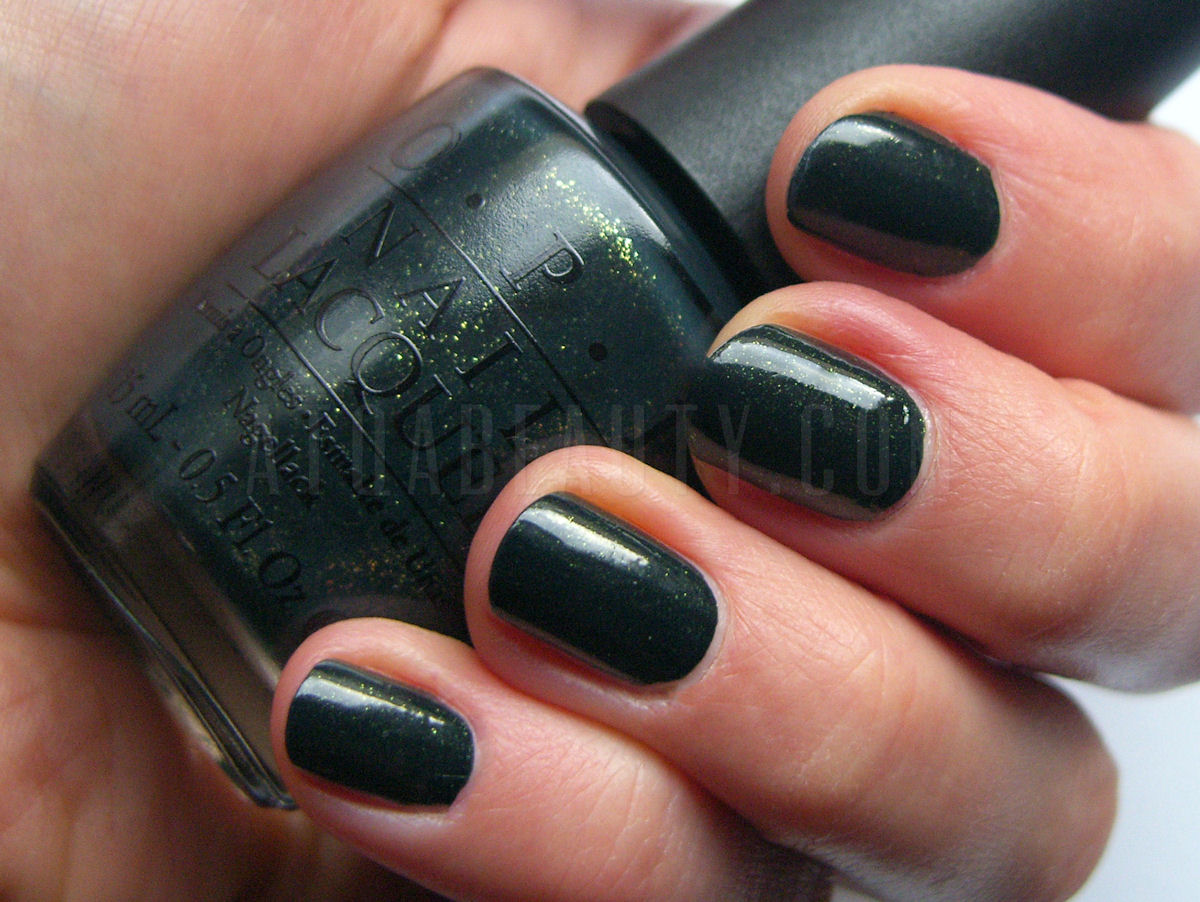 OPI, Skyfall, Live And Let Die