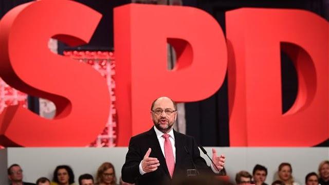 German politician Martin Schulz intends to take down Chancellor Angela Merkel