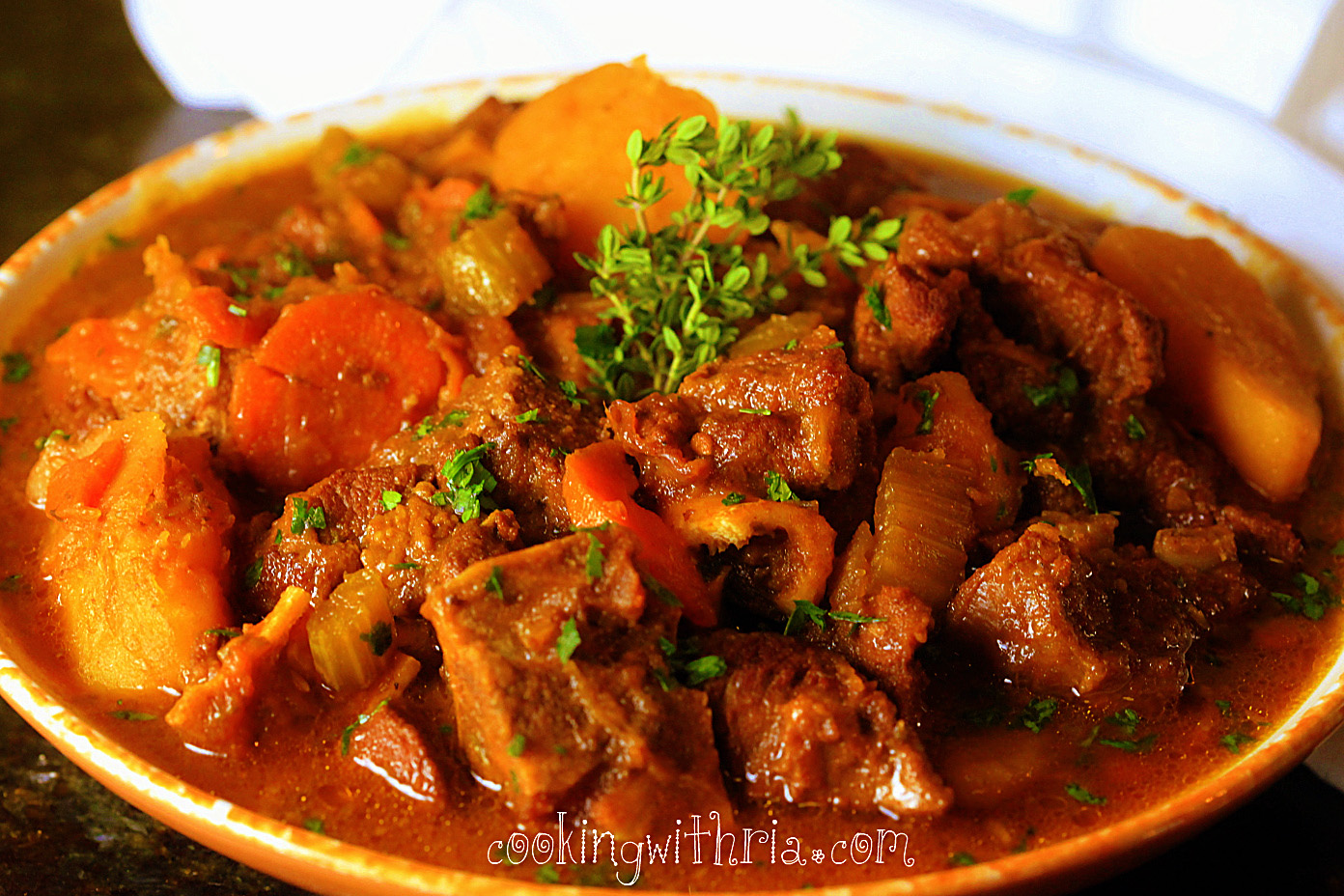 Recipes Stew Lamb