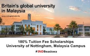 Beasiswa Bebas Biaya Kuliah S2 di Malaysia Bidang Sains, Teknologi, Pendidikan