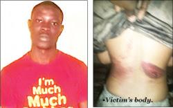 bashorun and victim s body