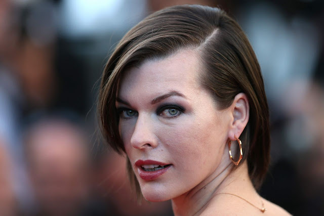 Milla Jovovich – 'The Last Face' Premeire at 69 Cannes Film Festival in Cannes