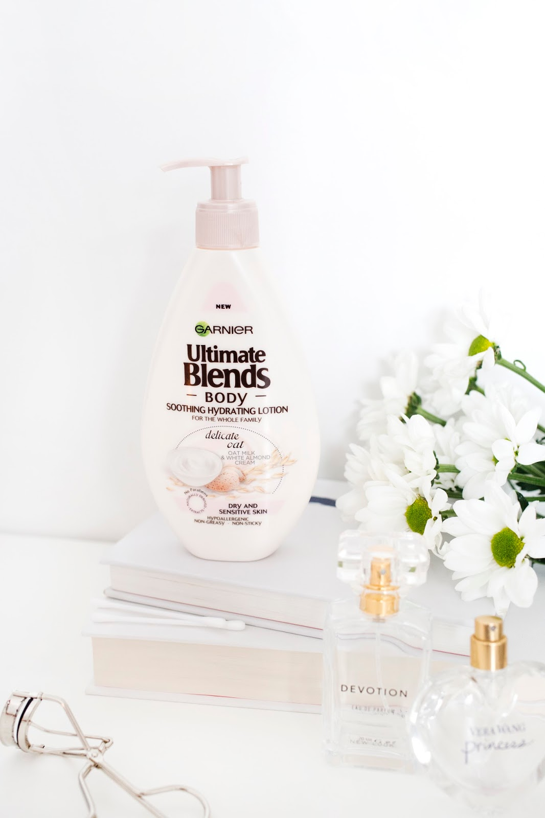 Garnier Ultimate Blends – Soothing Hydrating Body Lotion