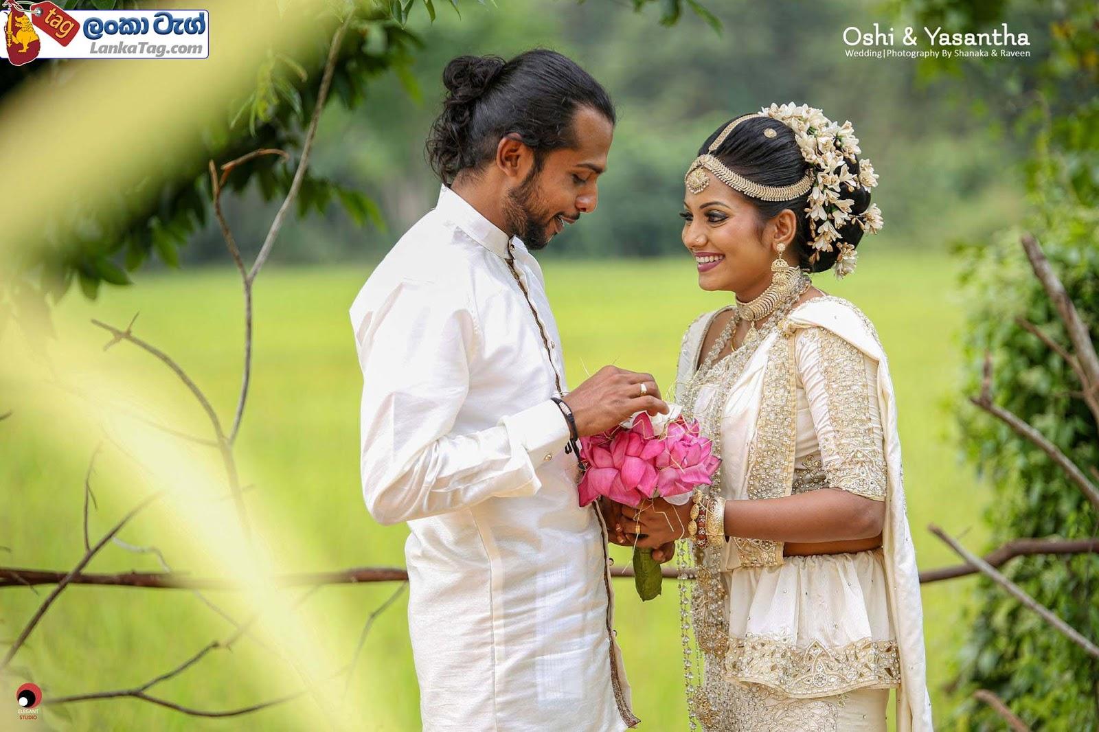 sri lankan wedding dress  13