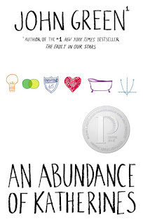 John Green - An Abundance of Katherines.